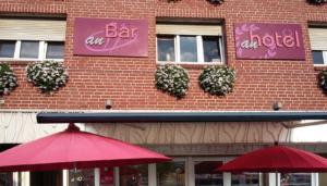 an Bar und an Hotel in Selm, Kreisstraße