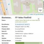 FindUs Karte